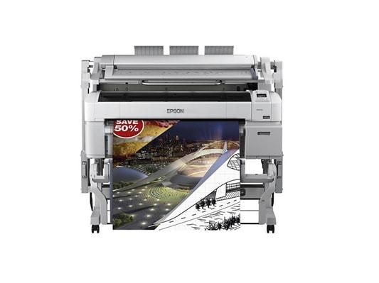 Ploter s skenerjem Epson SC-T5200 MFP HDD