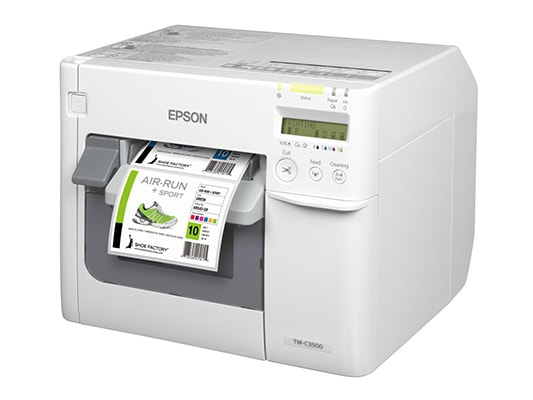industrijski tiskalniki Epson Colorworks C3500