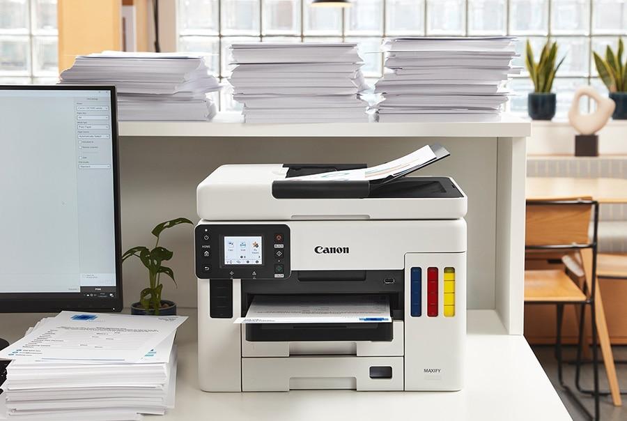 laserski tiskalnik Canon