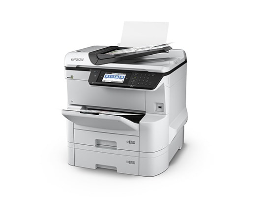 multifunkcijski tiskalniki WorkForce Pro WF-C8690DTWF