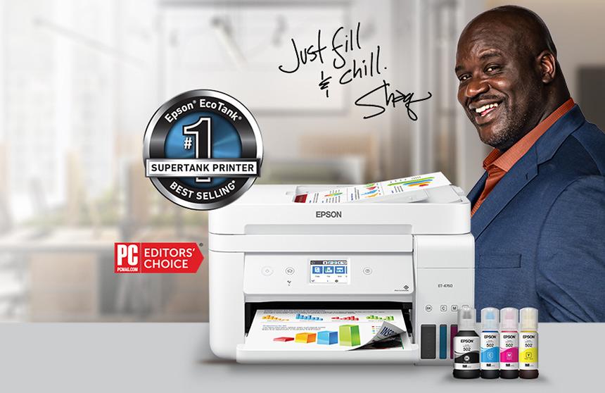Epson tiskalniki