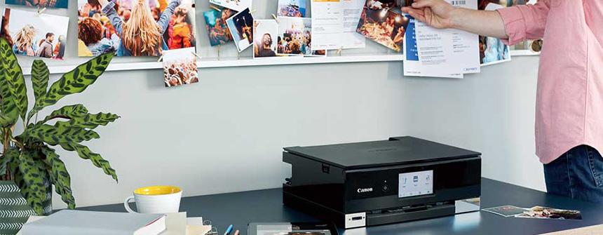tiskalnik Canon